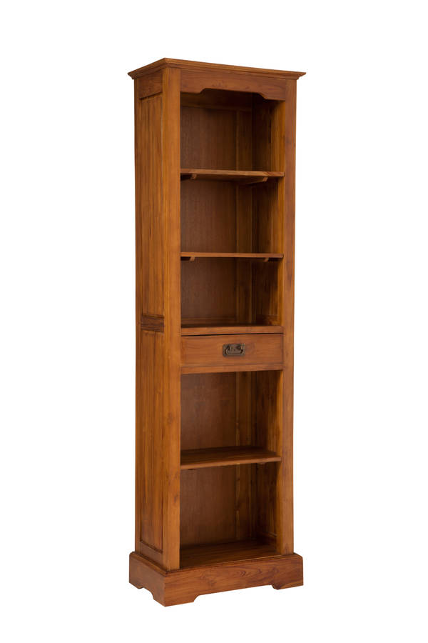 BOOKCASE SLIM   DTM