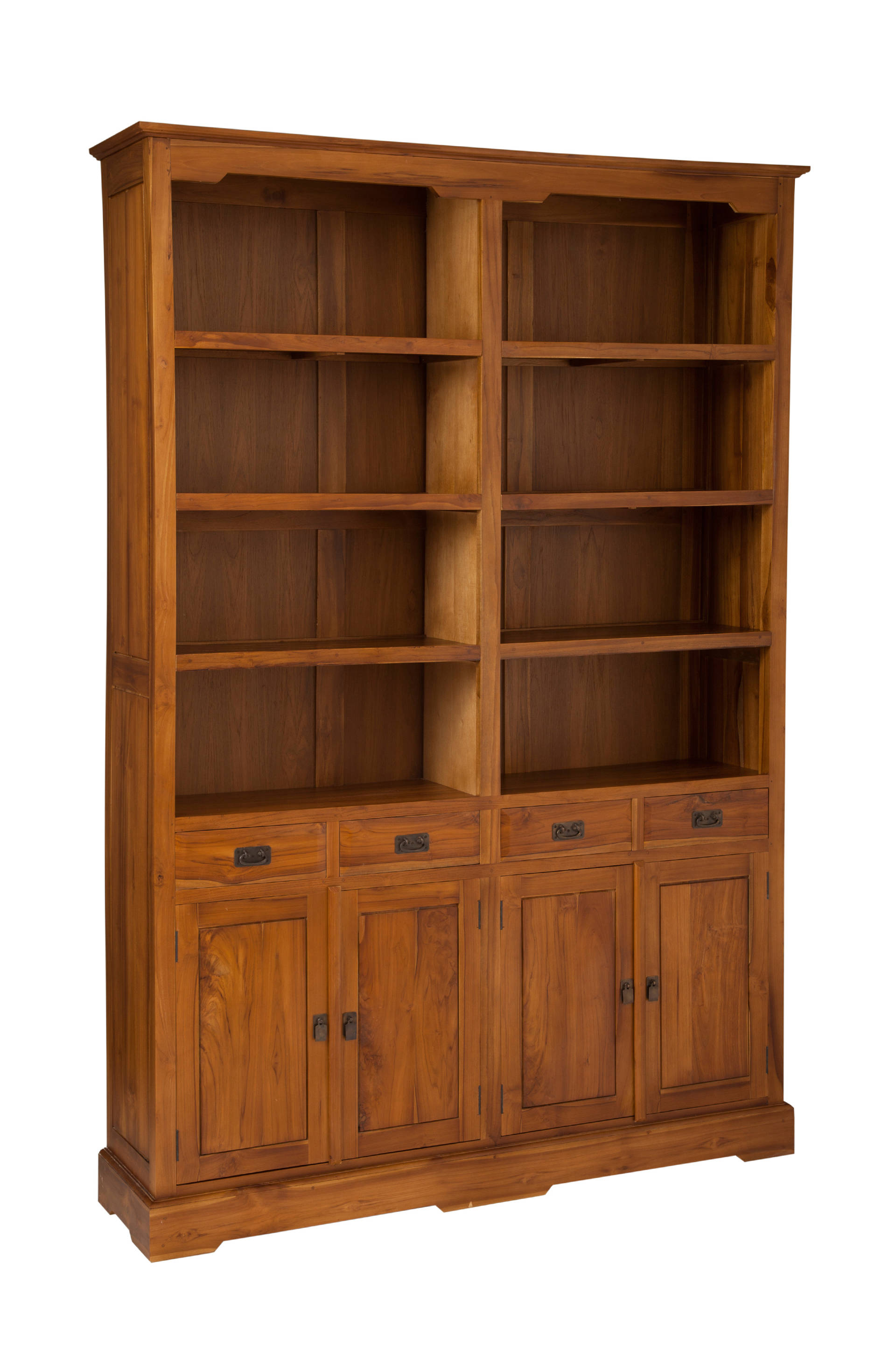 DBL BOOKCASE 160x230 DTM+WD