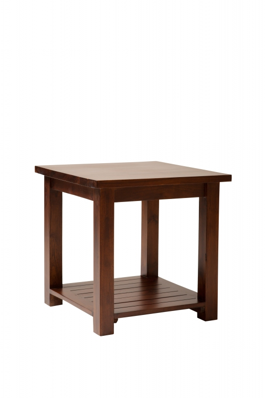 STRAIGHT SIDE TABLE 50