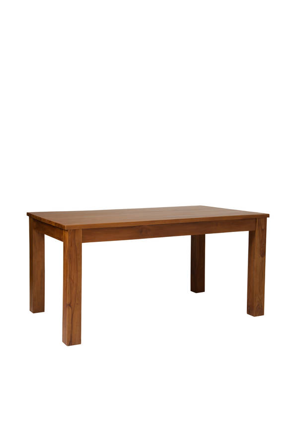 STRAIGHT DINING TABLE 165