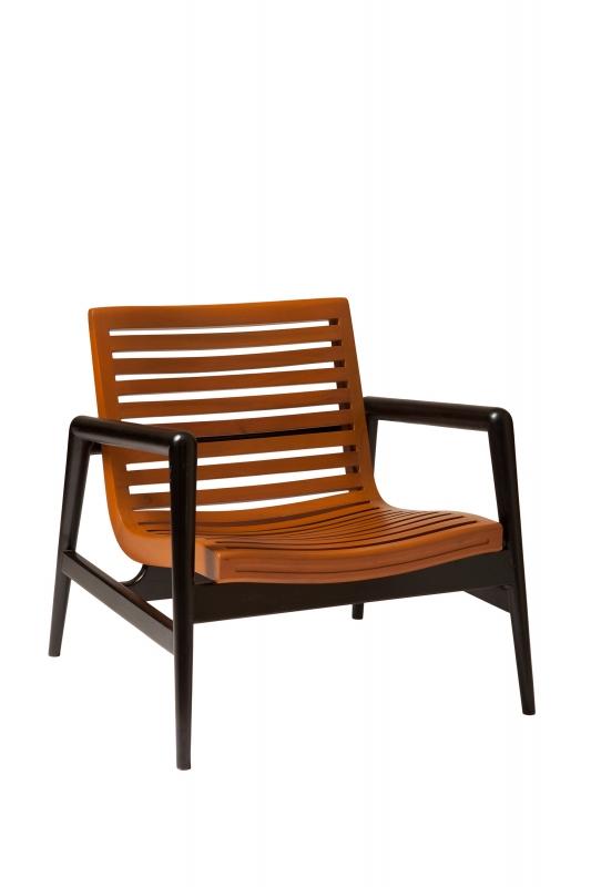Arm chair wood – Kreslo rebrinove new