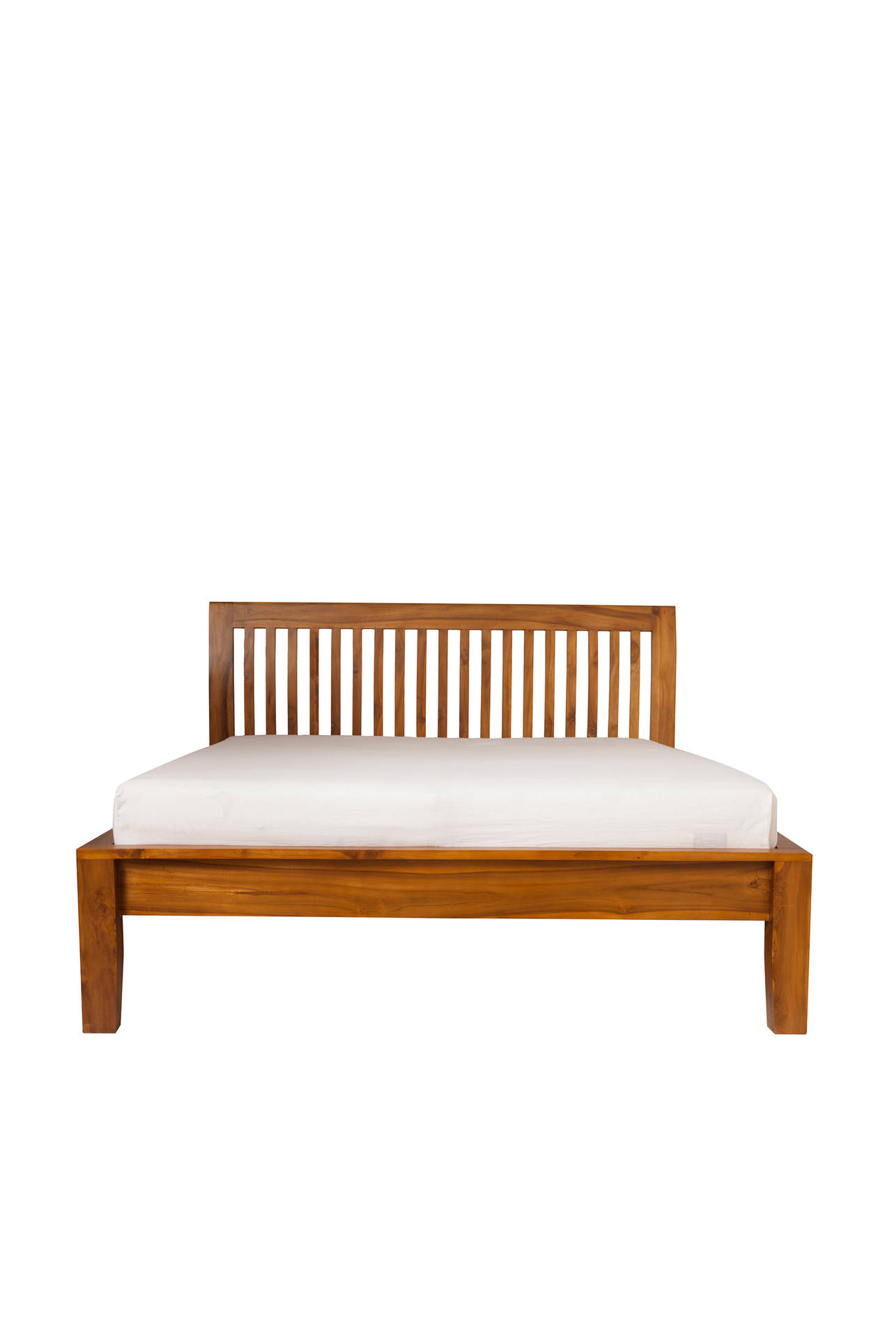 SLEIGH BED 160
