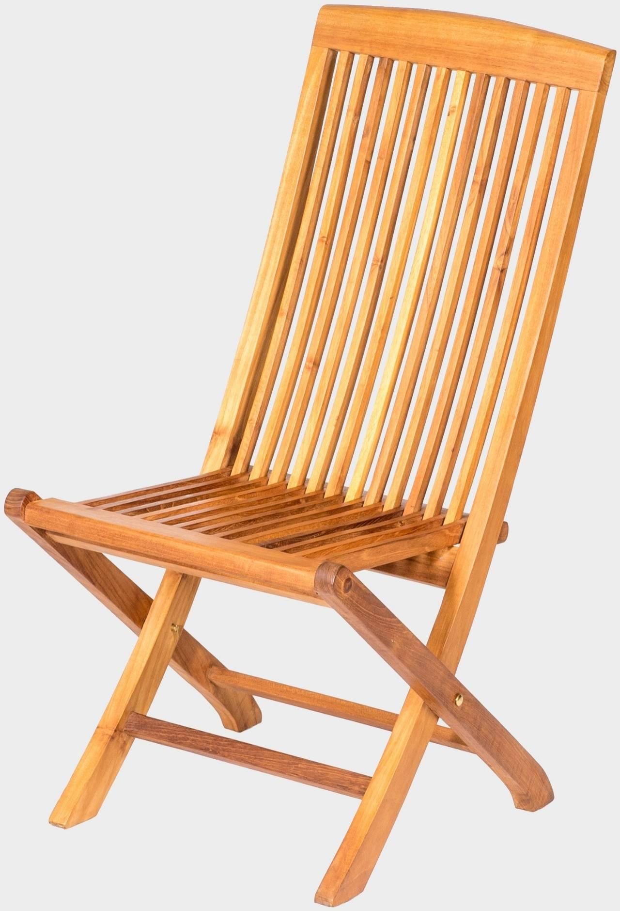 Zahradní teaková židle UGO