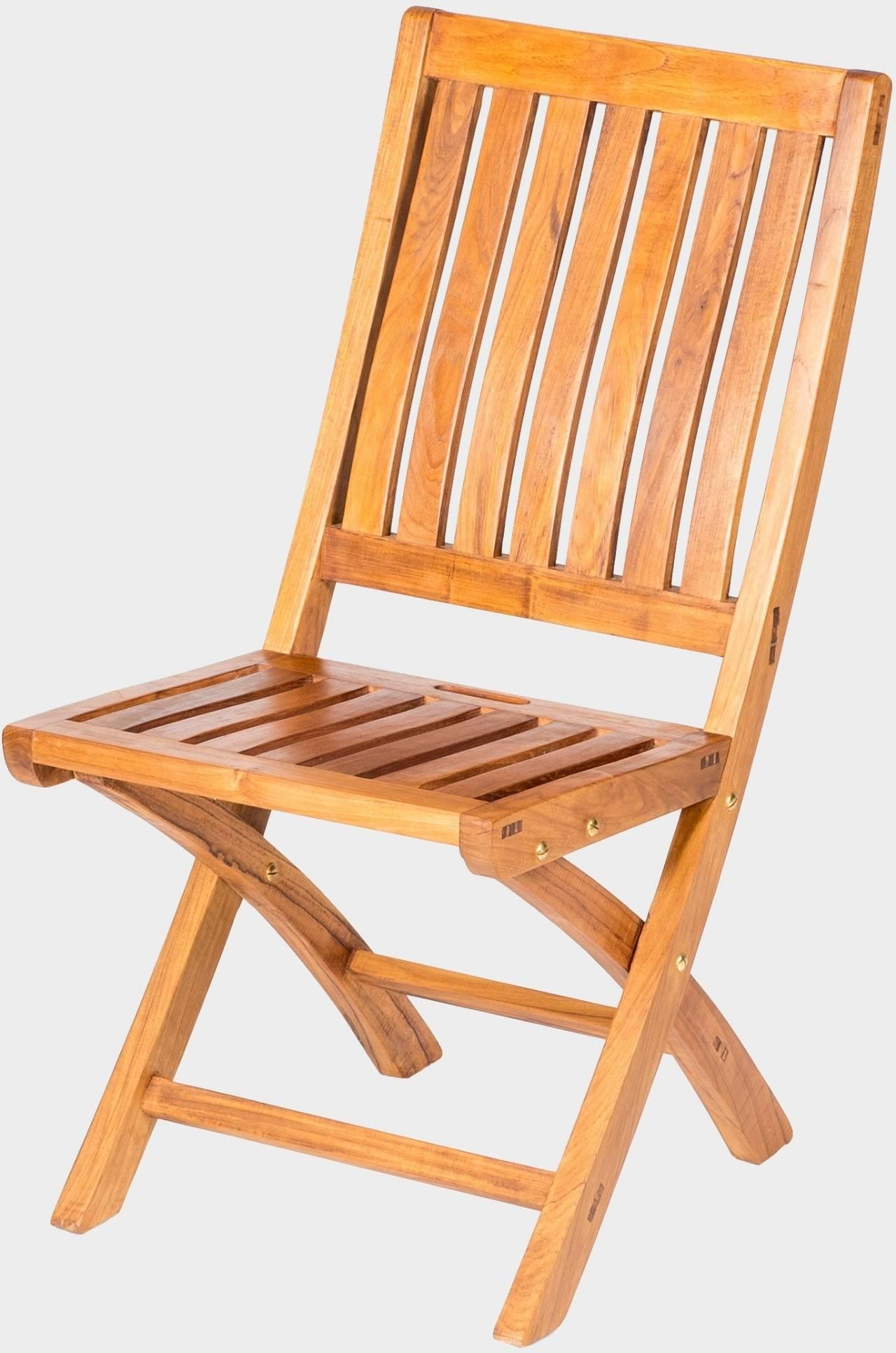 Zahradní teaková židle NOEMI
