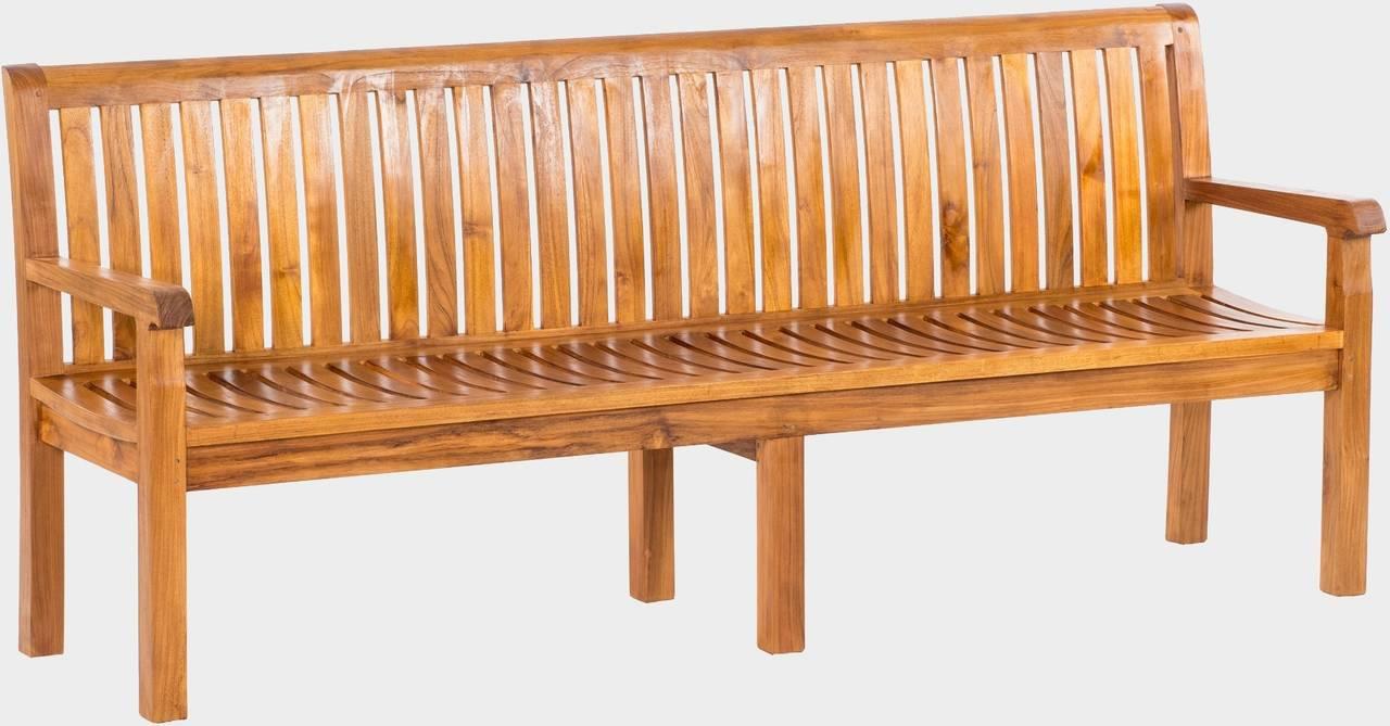 Zahradní lavice PIETRO 210