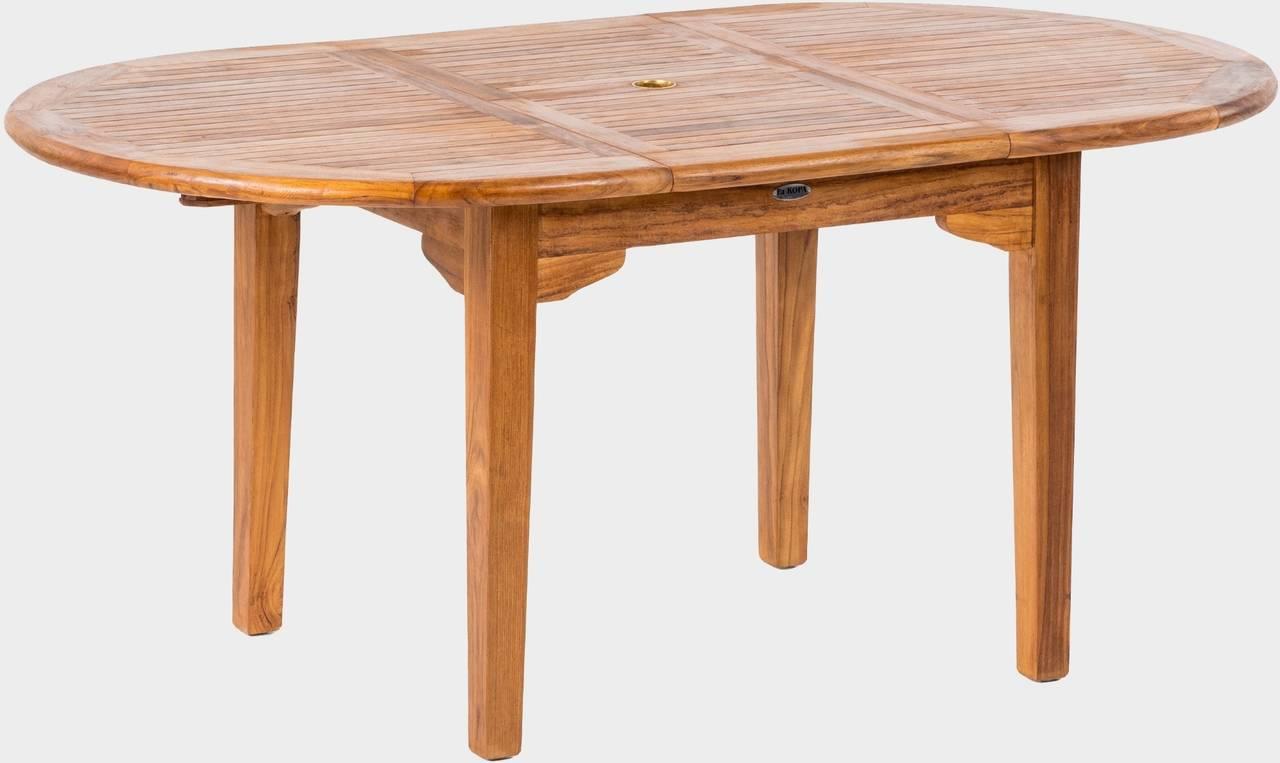 Zahradní teakový stůl ELEGANTE