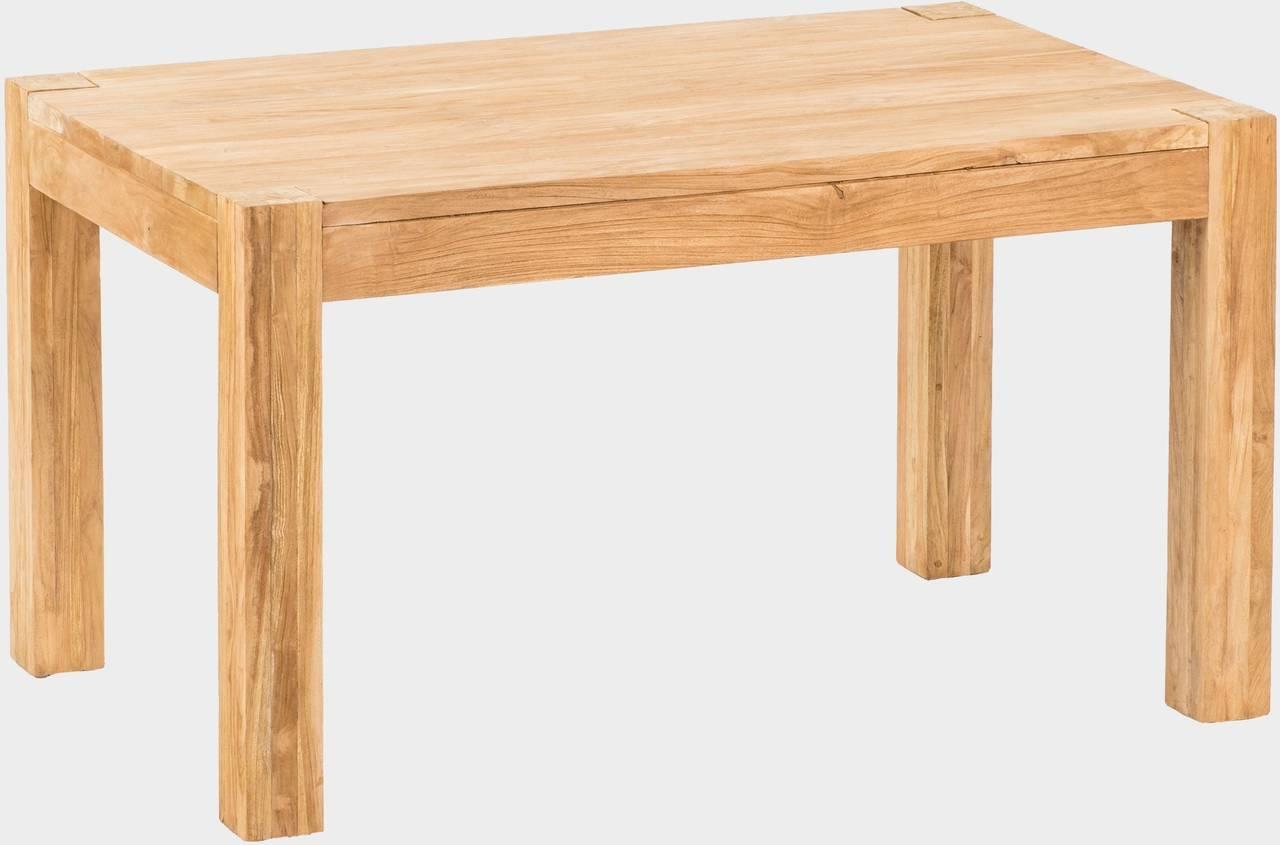 Zahradní teakový stůl NANDAL