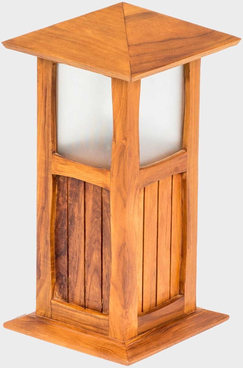 Záhraní lampa LUCIO