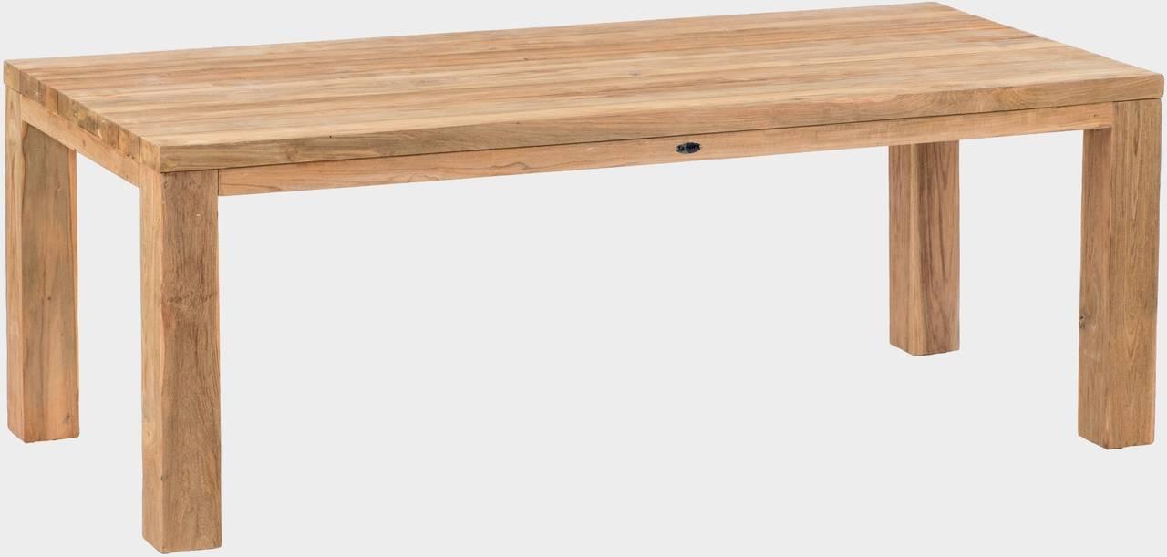 Zahradní teakový stůl FLOSS RECYCLE II