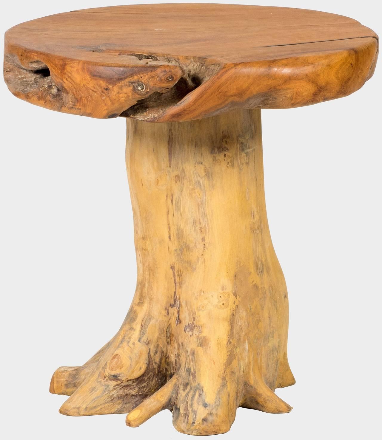 Teakový konferenční stolek HŘÍBEK