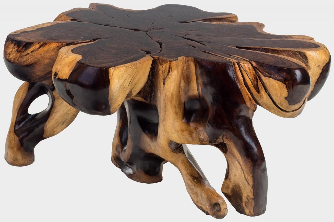 Konferenční stolek z rosewoodu ROSE