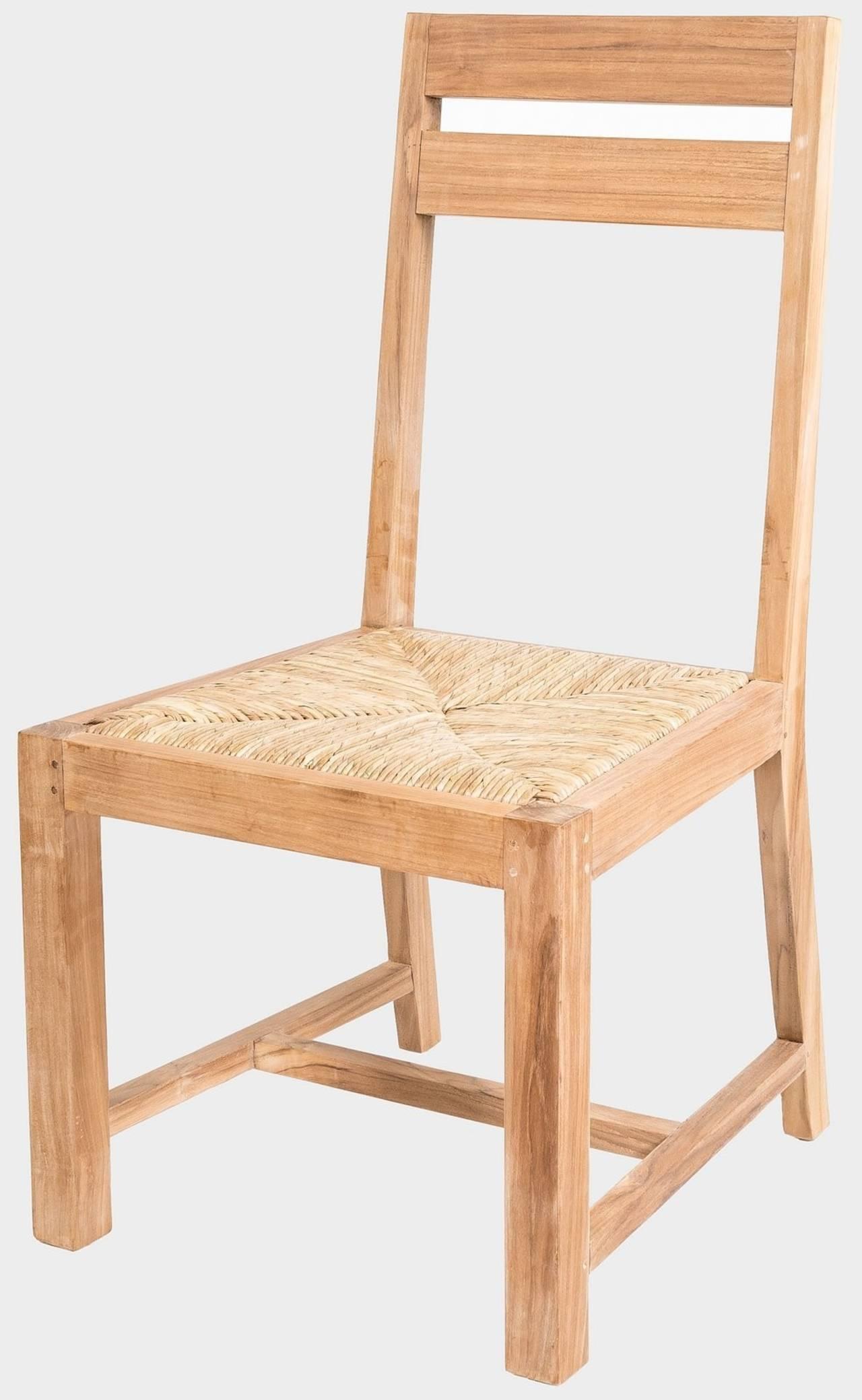 Zahradní teaková židle NANDA XL