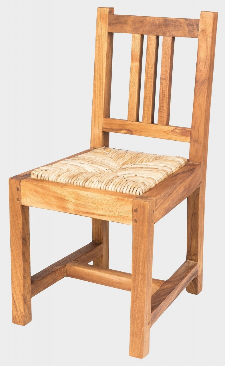Dětská teaková židle NANDA MINI