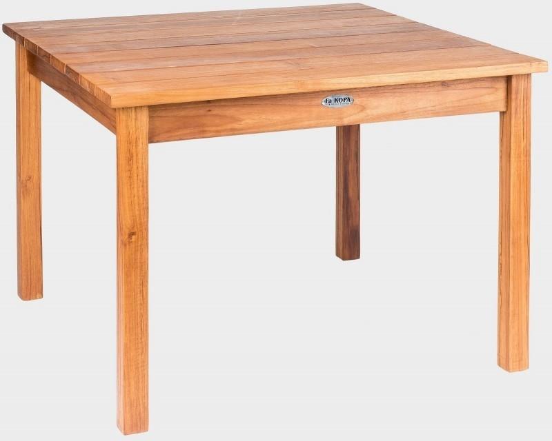 Dětský teakový stůl GIOVANNI MINI