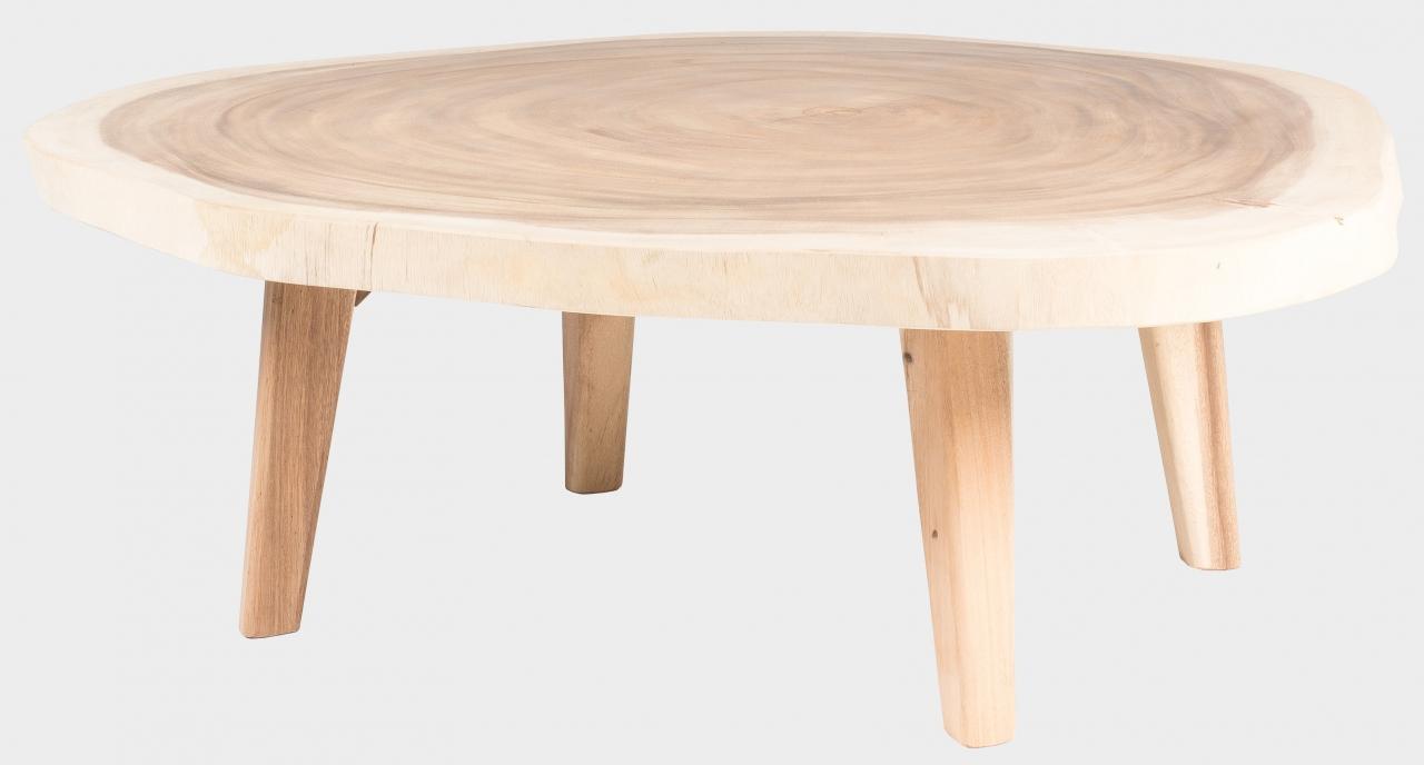 Konferenční stolek ze suaru TRUNK