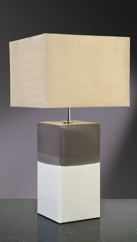 Stolní lampa alba cream
