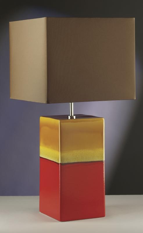 Stolní lampa alba rouge