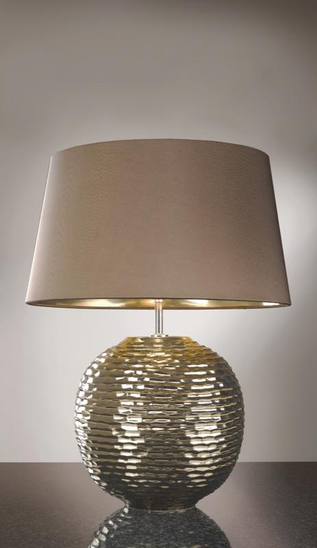 Stolní lampa caesar gold