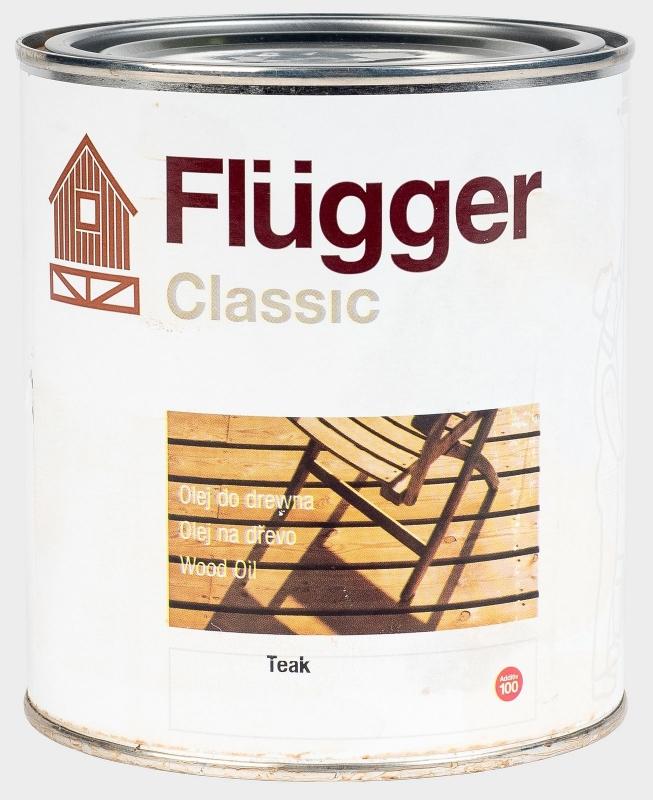FLUGGER - olej 0,75l