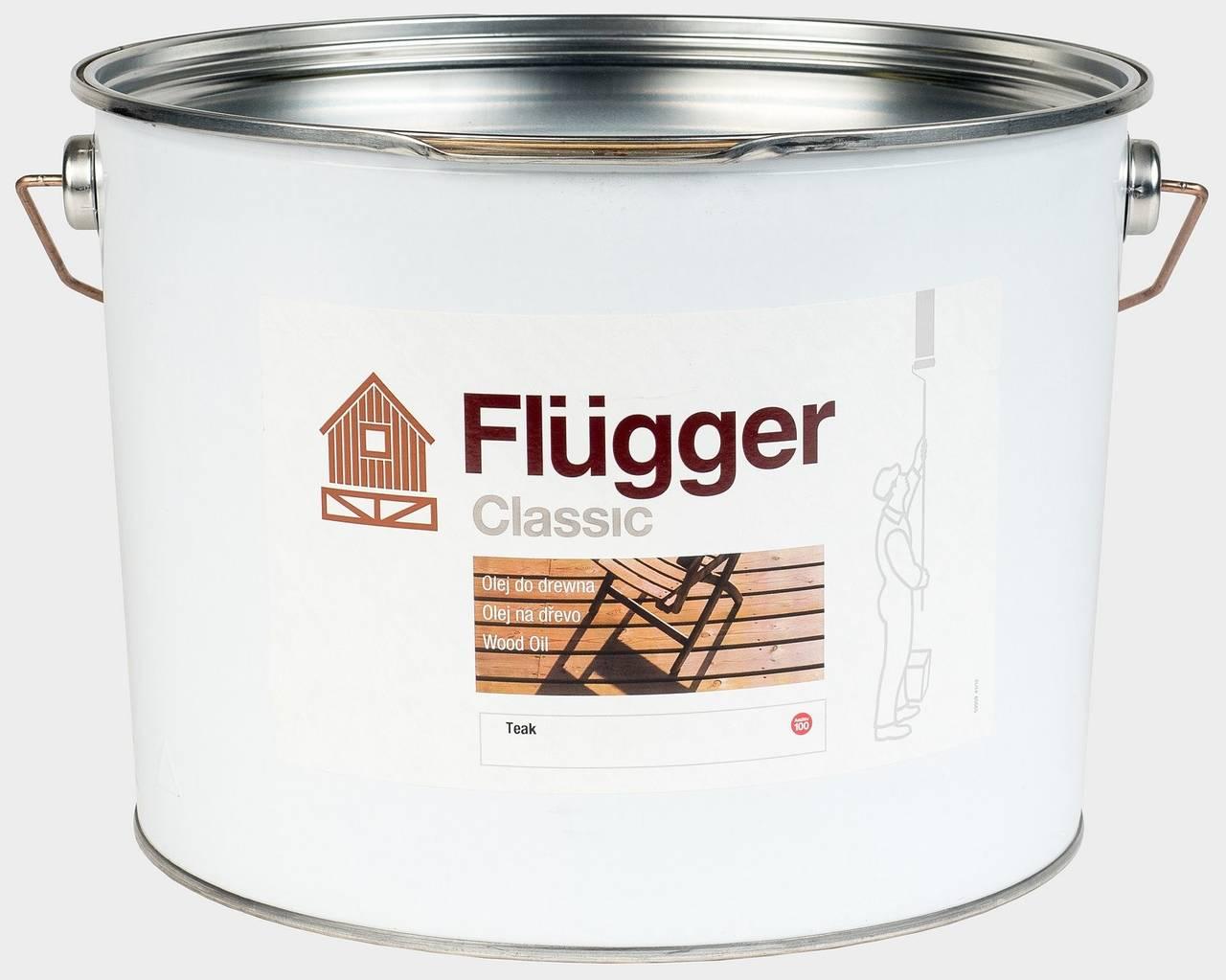 FLUGGER - olej 3l