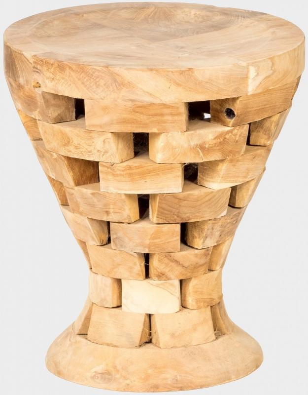 PINCH - teaková stolička