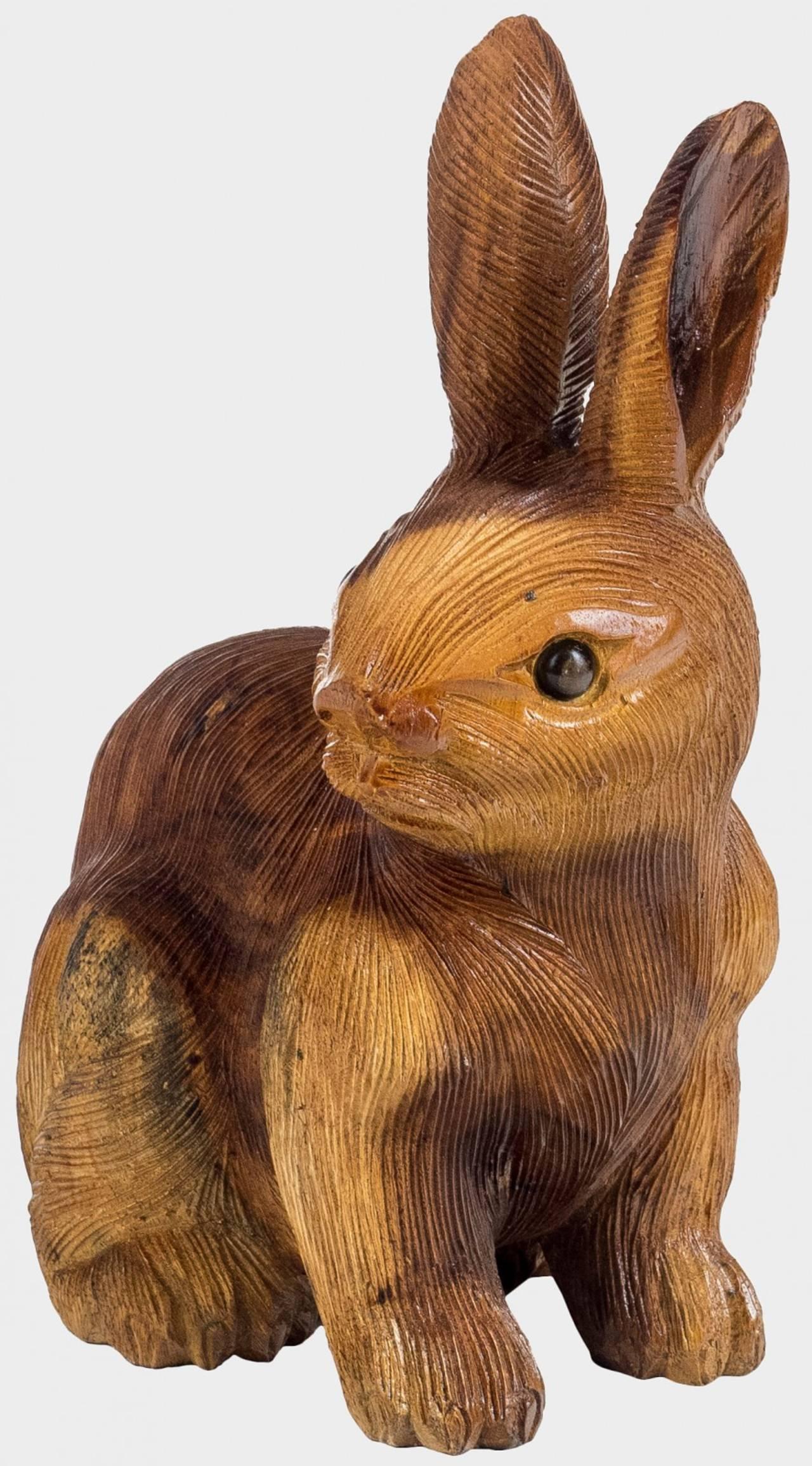 BOB - teakový králík