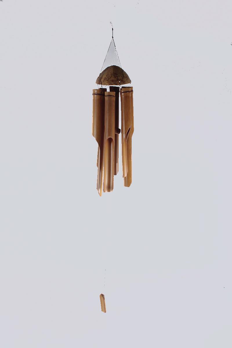 bambusová-zvonkohra