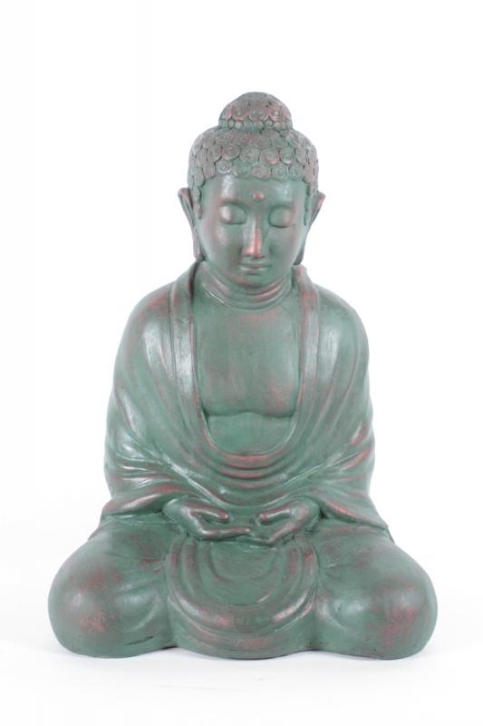 keramický-buddha-zelený