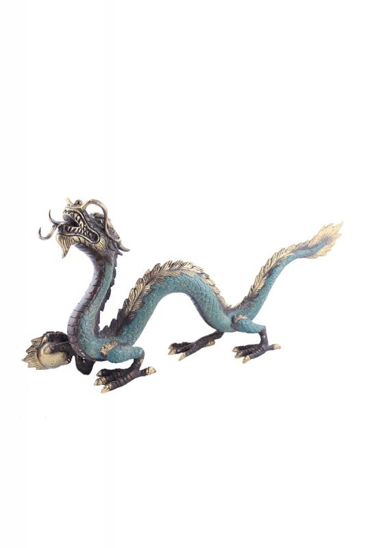 kovový-drak-zlato-zelený