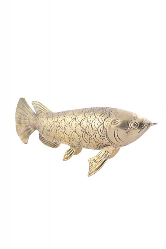 kovová-ryba