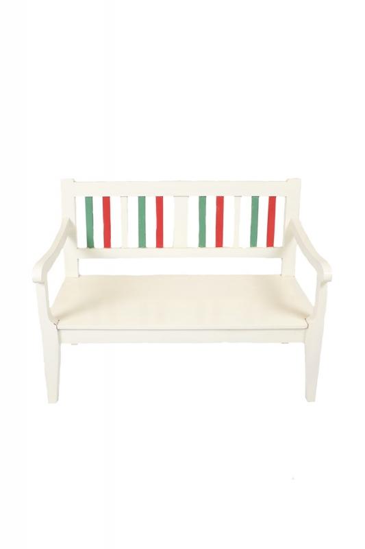 biela-lavička