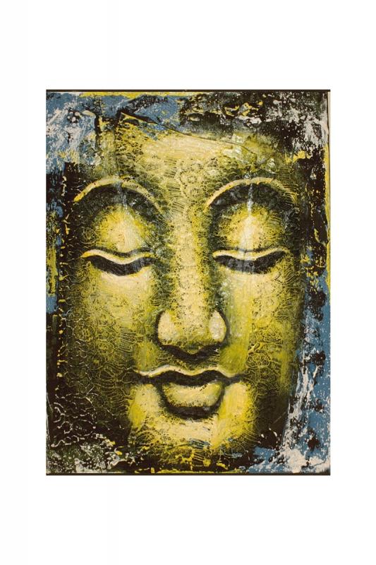 buddha-malý 30x40