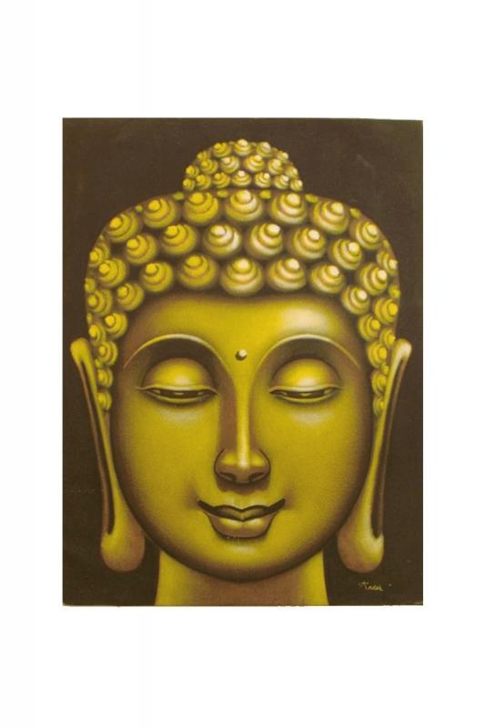 buddha-pískový