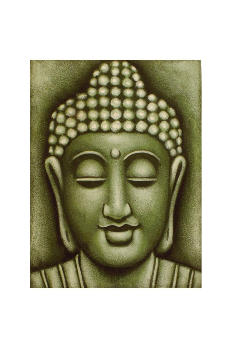 zelený-buddha