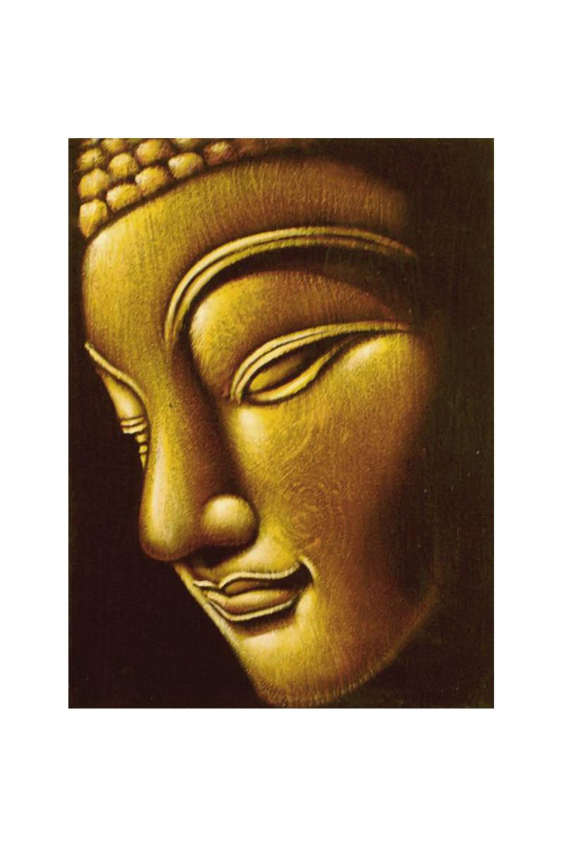 obličej-buddhy-zlatý