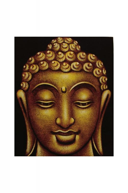 buddha-černo-zlatý