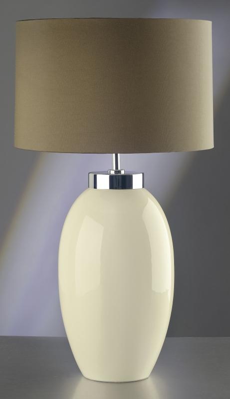 Stolní lampa victor crema lg