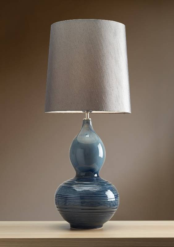 Stolní lampa lapis gourd