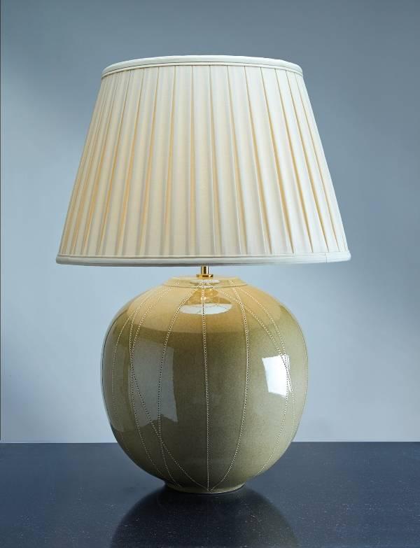 Stolní lampa canteloupe lg