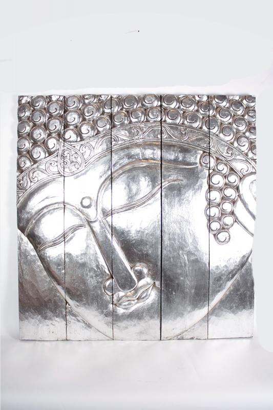 Obraz budhy z Indonésie