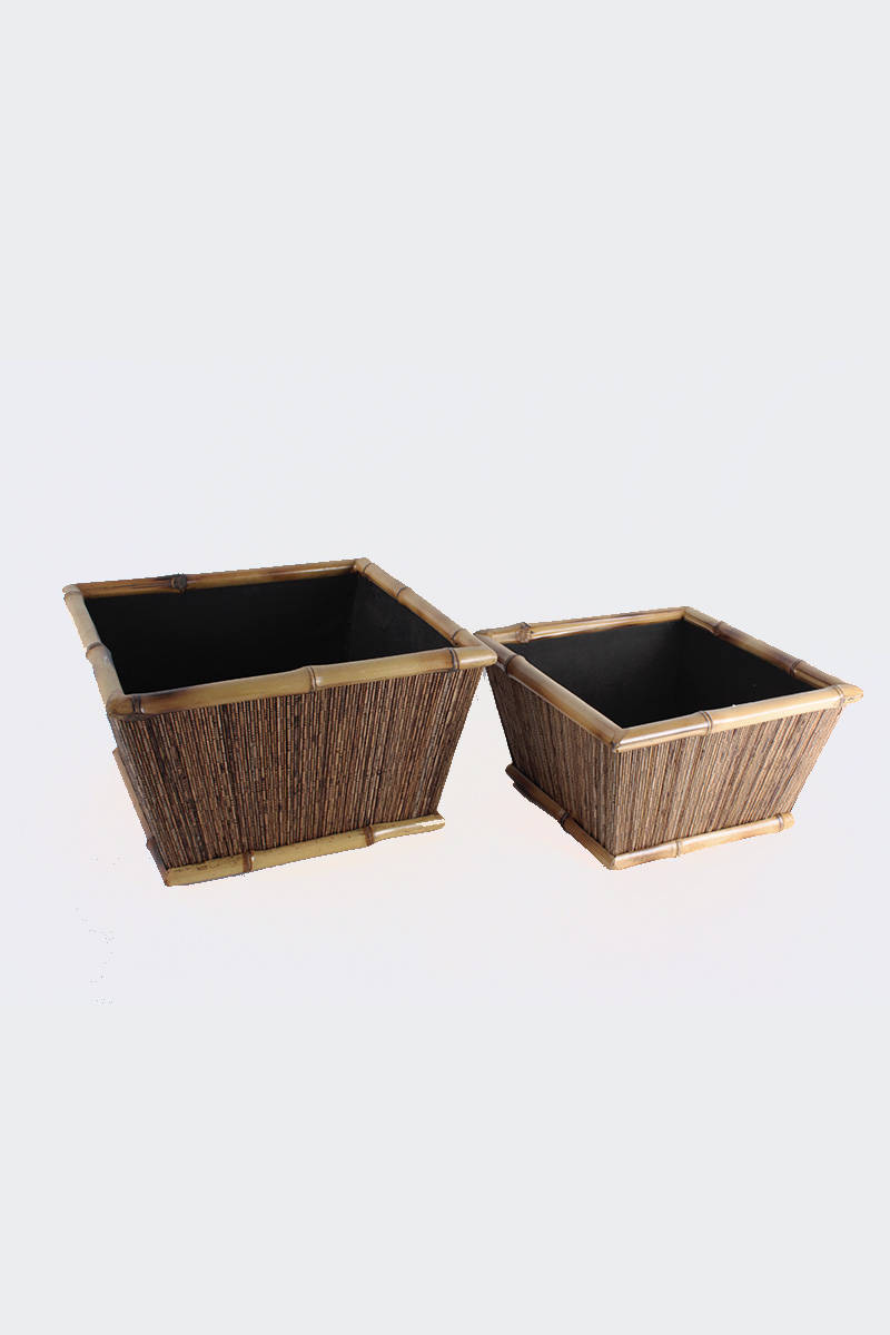 Krabice lidi hranatá velká